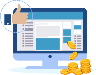 Get paid quickly and timely